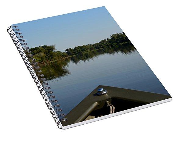 Atchafalaya Basin 6 Spiral Notebook
