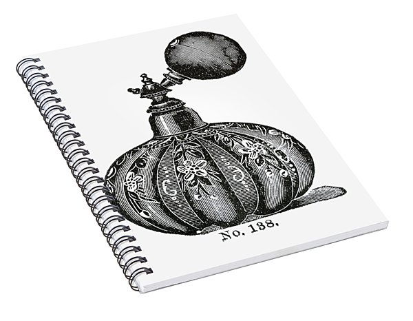 Atomizer Spiral Notebook