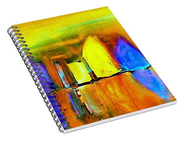 Aubade - To Love Spiral Notebook