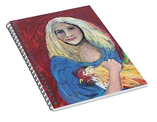 Austin Girl Spiral Notebook