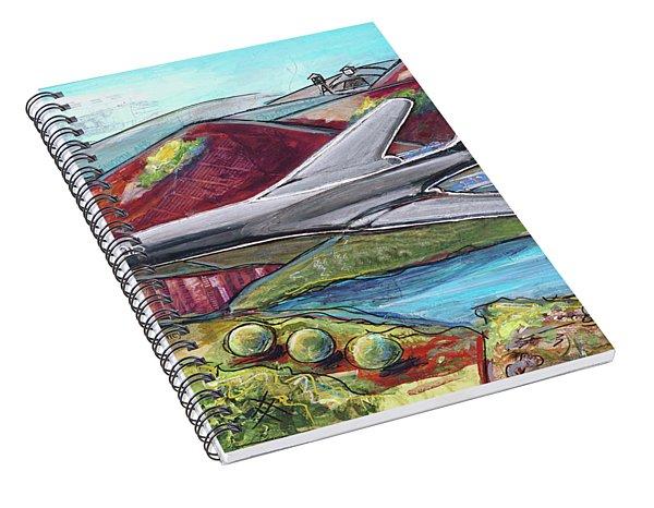 B1-the Bone Spiral Notebook