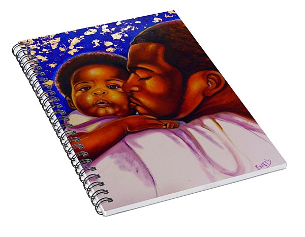 Baby Boy Spiral Notebook