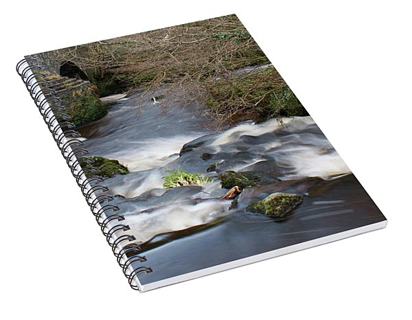 Ballinderry River Spiral Notebook