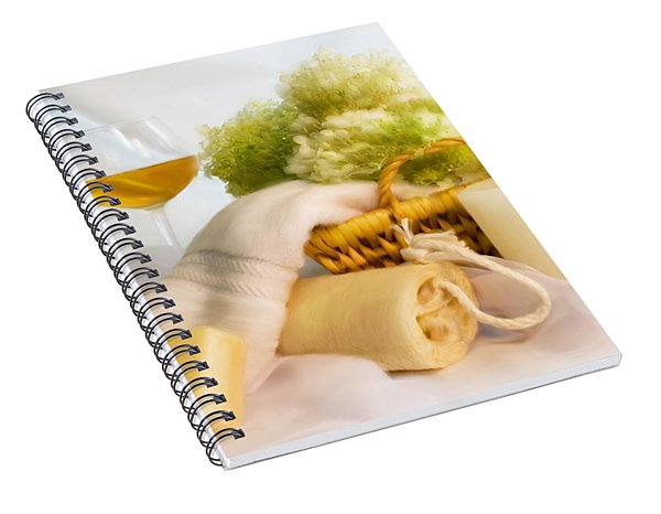Bath Persuasion Spiral Notebook