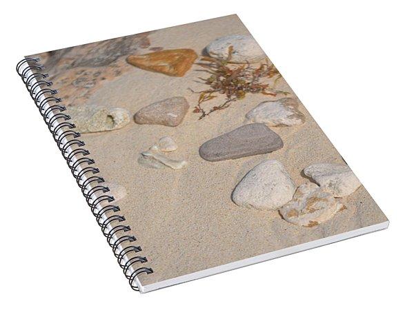 Beach Treasures 2 Spiral Notebook