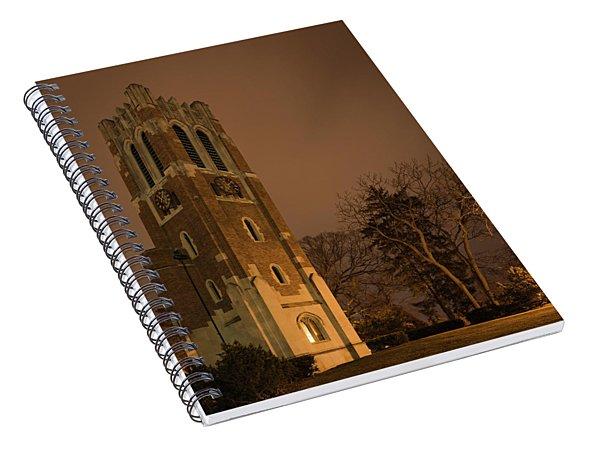 Beaumont Tower Spiral Notebook