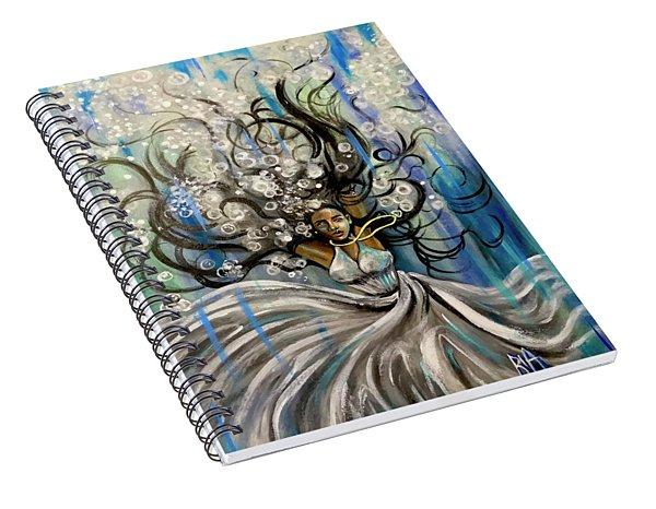 Beautiful Struggle Spiral Notebook