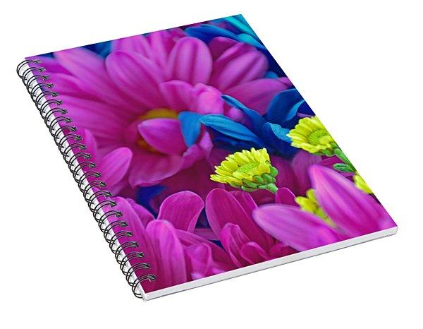 Beauty Among Beauty Spiral Notebook