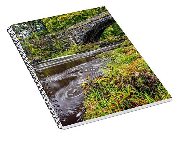 Beaver Bridge Spiral Notebook