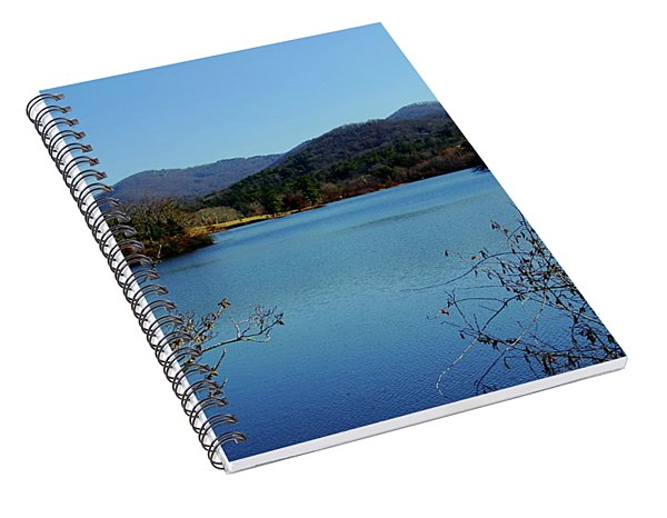 Beaver Lake View Spiral Notebook