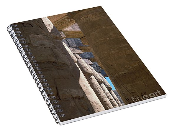Belief In The Hereafter IIi Spiral Notebook