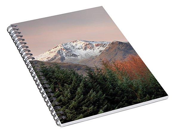 Ben Lui Sunrise Spiral Notebook
