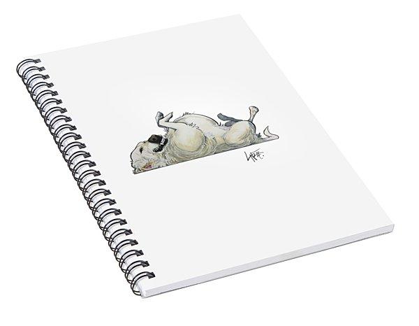 Bender 3576 Spiral Notebook
