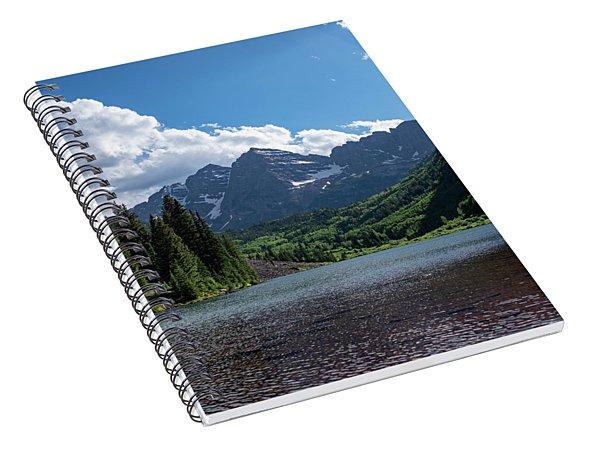 Beneath The Bells Spiral Notebook