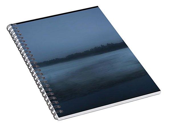 Berry Pond Twilight Spiral Notebook