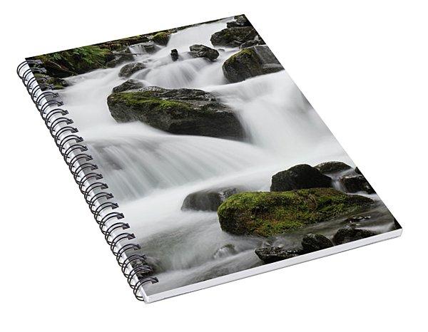 Beside The Trail And Hidden Spiral Notebook
