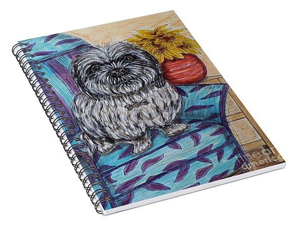 Best Trooper Ever Spiral Notebook