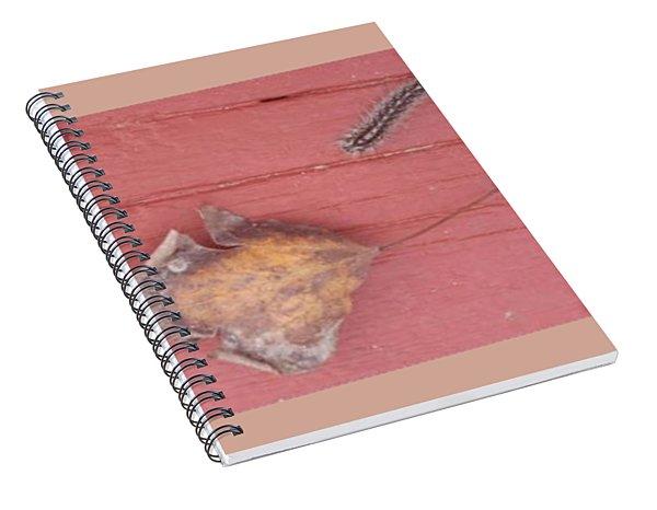 Bigger Than Me Spiral Notebook