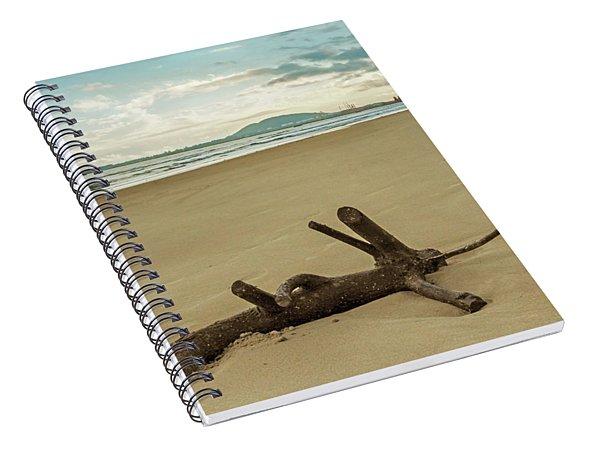 Binh Hai Beach, Quang Ngai Spiral Notebook