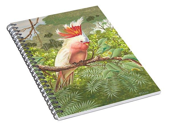 Cakatoo Spiral Notebook