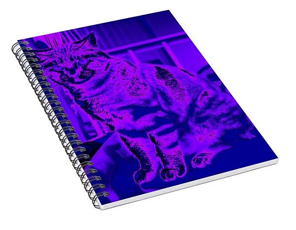 Bk #4 Spiral Notebook