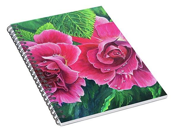 Blossom Buddies Spiral Notebook