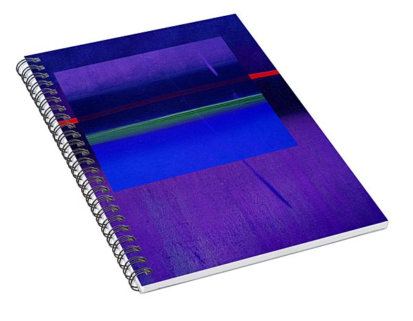 Bluescape Spiral Notebook
