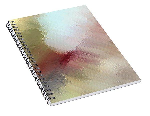 Born In Bethlehem Spiral Notebook