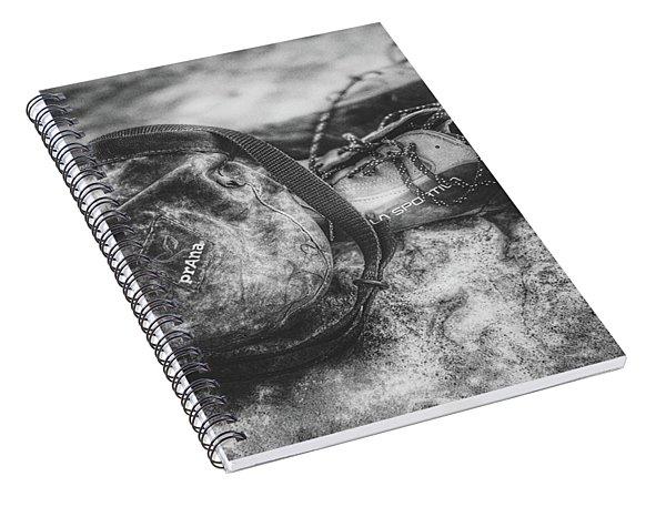 Boulder  Spiral Notebook