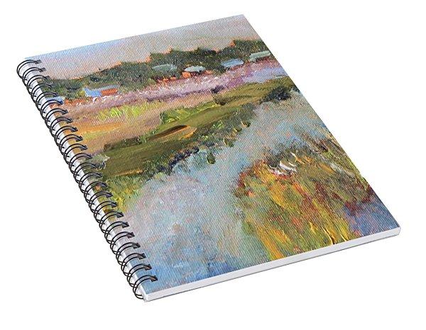 Brady's Island Spiral Notebook
