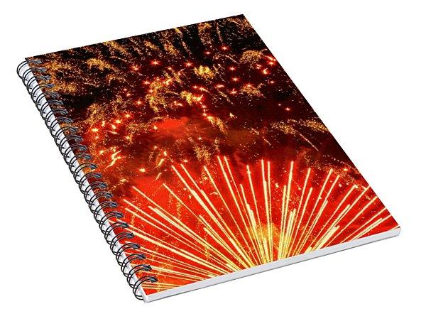 Bravo America Spiral Notebook