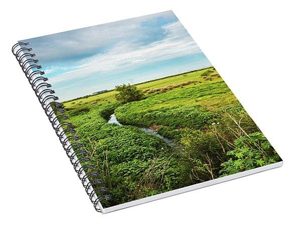Brazilian Pampa Spiral Notebook