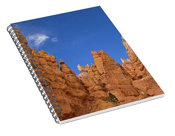 Bryce Canyon Hoodoos Spiral Notebook