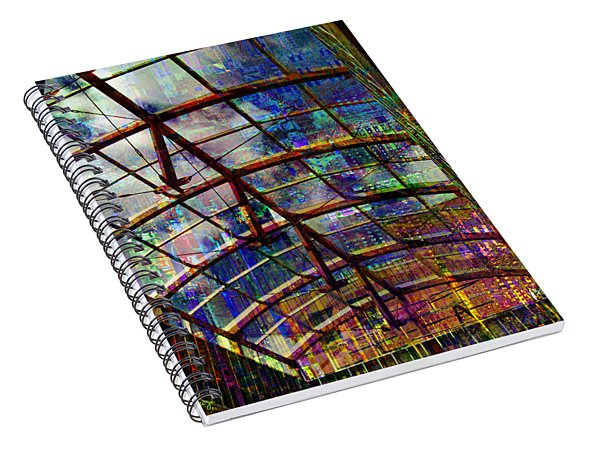 Building For The Future Spiral Notebook