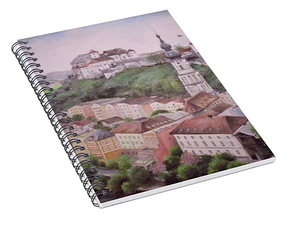 Burhausen Spiral Notebook
