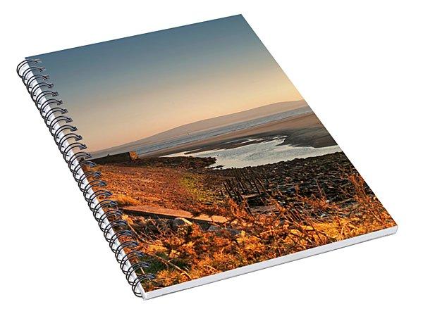 Burry Port 9 Spiral Notebook