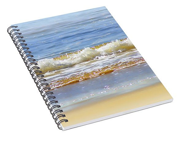 By The Coral Sea Spiral Notebook