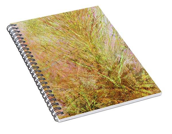 California Spring Spiral Notebook