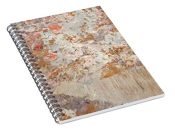 Calling Universe. Fragment  10 Spiral Notebook