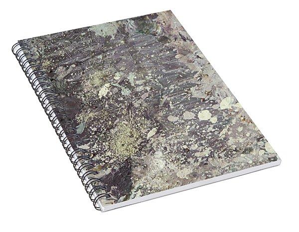 Calling Universe. Fragment  11 Spiral Notebook