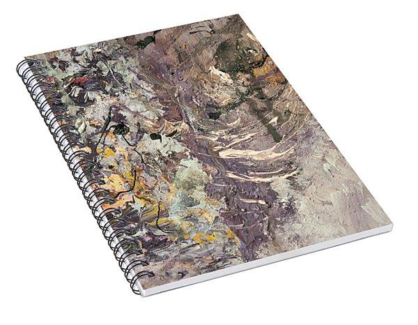 Calling Universe. Fragment  7 Spiral Notebook