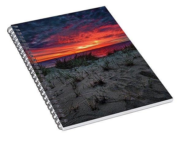 Cape Cod Sunrise Spiral Notebook