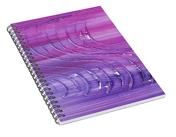 Captivated Spiral Notebook