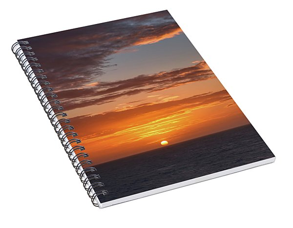 Caribbean Goodnight Spiral Notebook