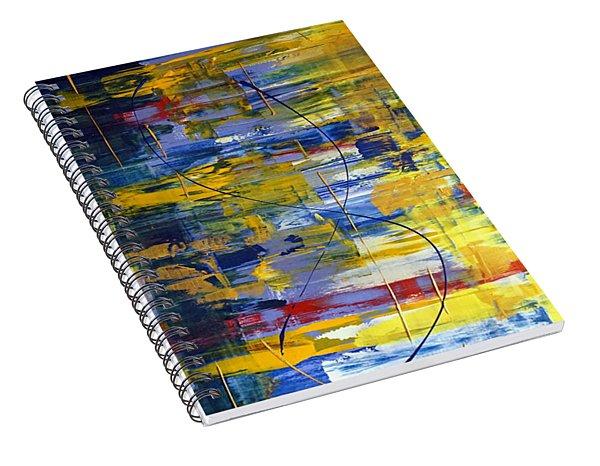 Carnival II Spiral Notebook