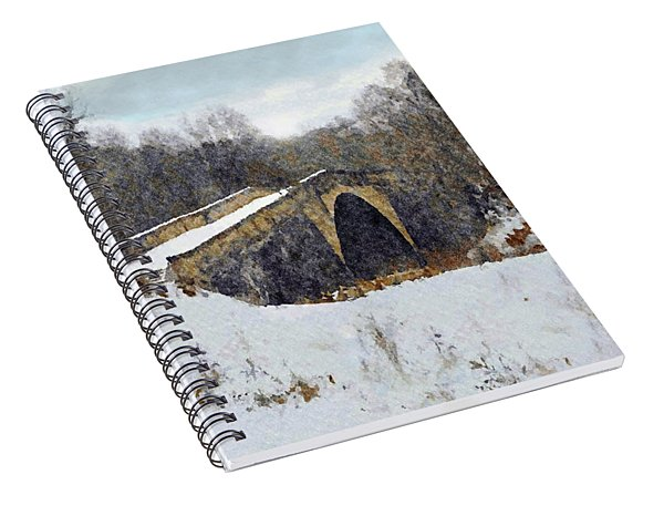 Casselman River Bridge Spiral Notebook