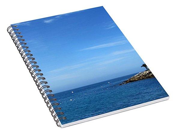 Catalina Island Casino Spiral Notebook