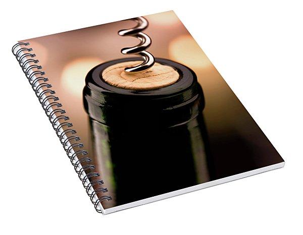 Celebration Time Spiral Notebook
