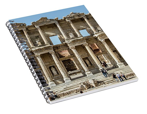 Celsus Library Spiral Notebook