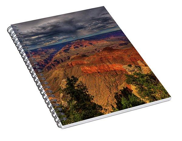 Center Stage Spiral Notebook